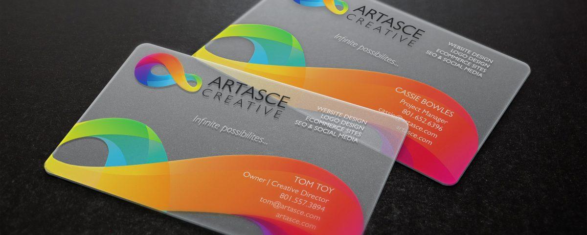 انواع کارت ویزیت و طراحی کارت ویزیت